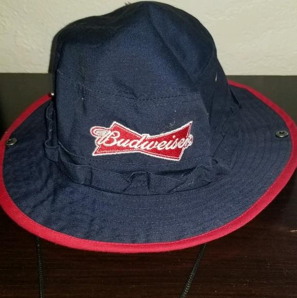 a41ec313a5e6e budweiser Accessories   Mens Beer Bucket Hat   Poshmark